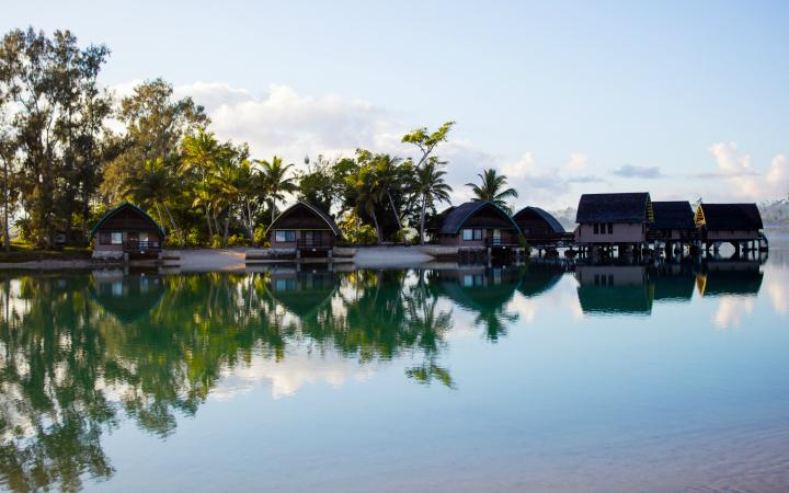 HIRVanuatu Overwater Villa