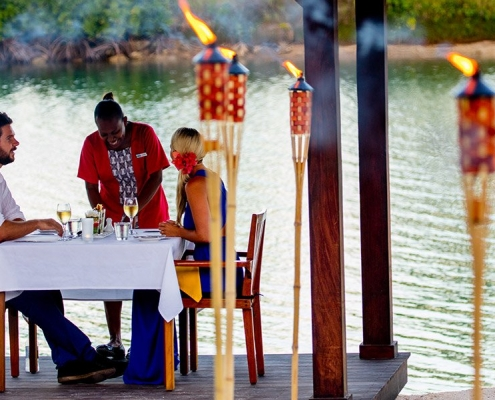HIRVanuatu Romantic Dinner