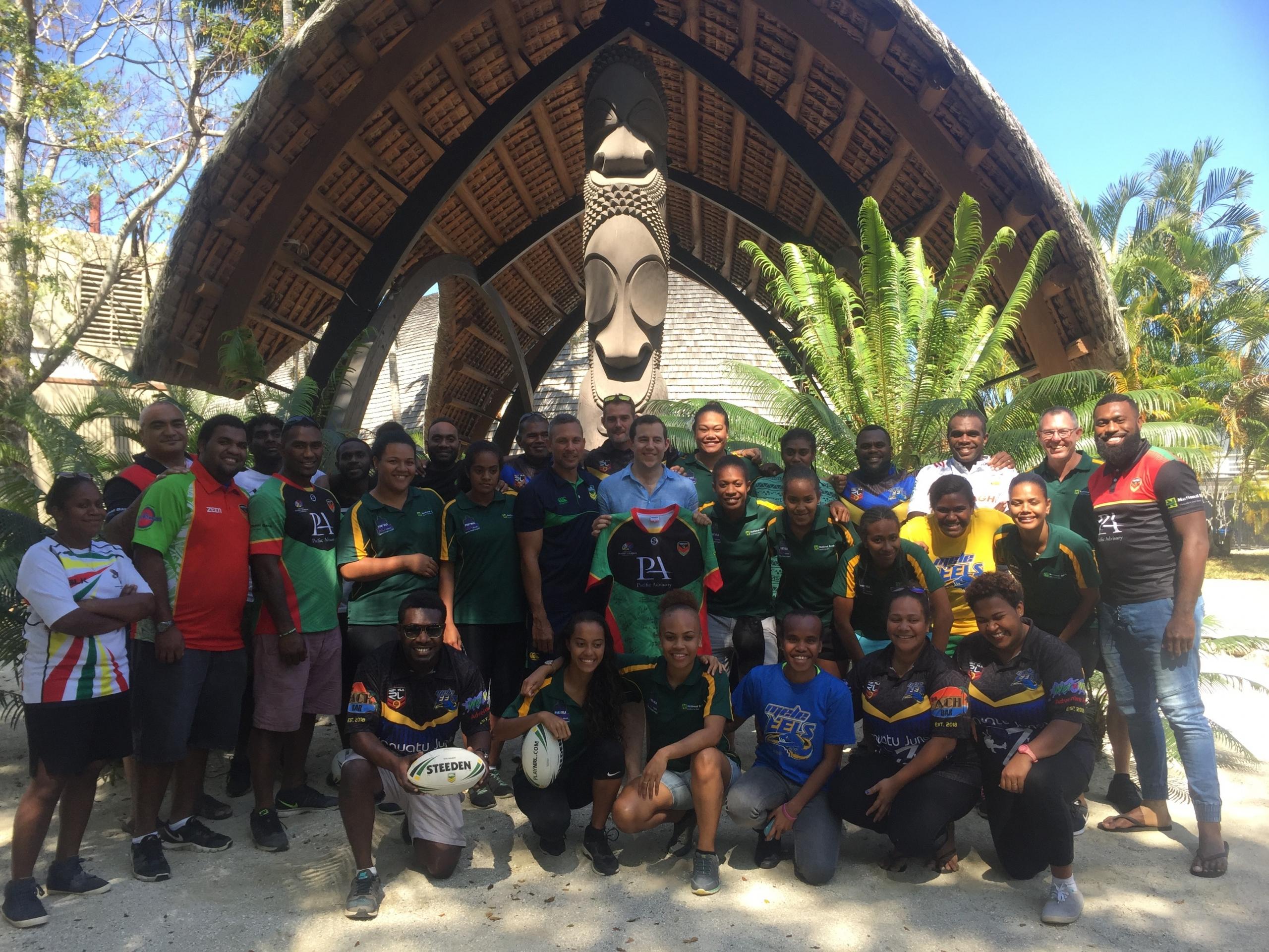 Holiday Inn Resort Vanuatu General Manager